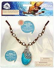 Disney Moana Singing Necklace for Kids Multi