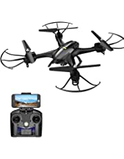 Holy Stone HS200 RC Quadcopter Helicopter Drone with 2MP HD Camera,Headless Mode and A-Key Return 6-Axis 2.4Ghz Gyro RTF Includes Goggles