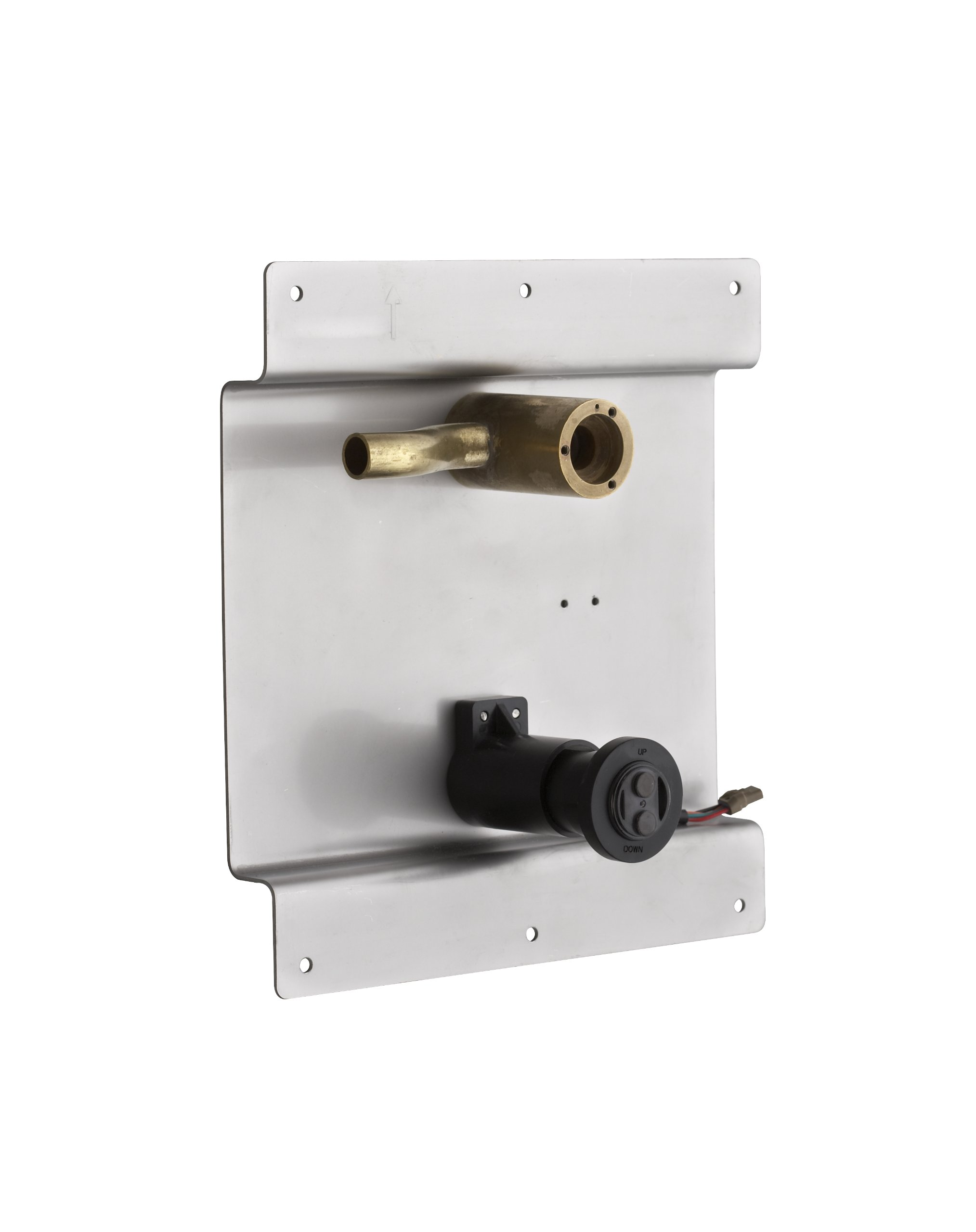 KOHLER K-11830-NA Round Hybrid Control Kit by Kohler