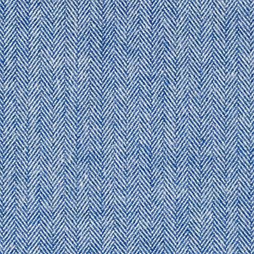 Herringbone Flannel Shirt - Kaufman Shetland Flannel Herringbone Denim Fabric By The Yard