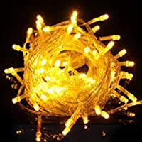 Christmas Warm White Light Xmas Tree Lamps 10 Meters Party Room Decor out Door Decoration LED String Fairy Lights 100…