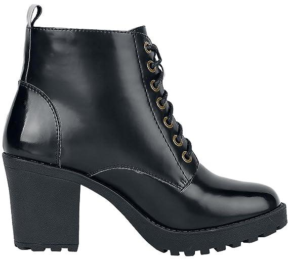Refresh 62269, Stivali donna nero nero 40 nero Size: EU38: Amazon.it:  Scarpe e borse