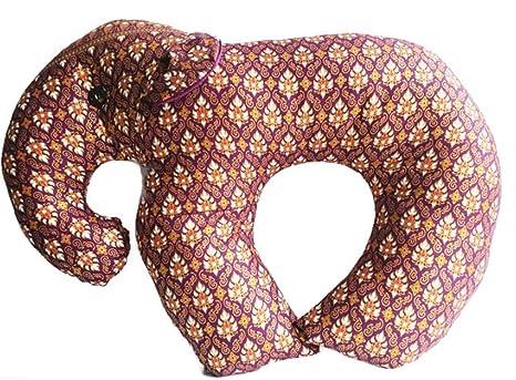Amazon.com: PunPund - Cojín para cuello de elefante ...