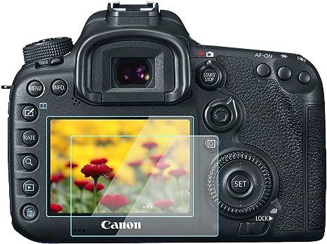 Vidrio de protección de LCD para Canon EOS 7D