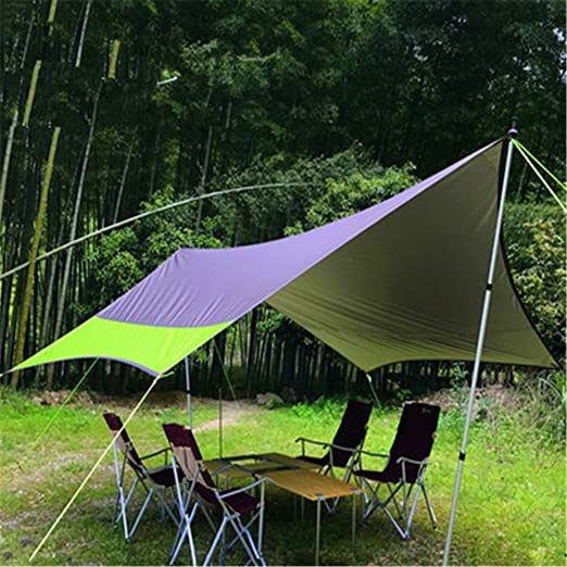 TNR Canopy Tent Large Outdoor Camping Tent Rain Sun Shade Awning ...