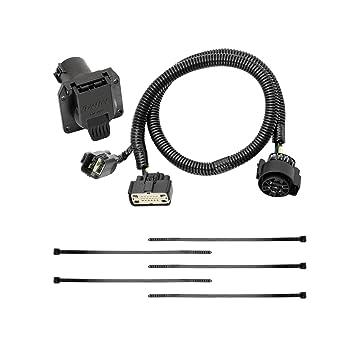 Tekonsha 118276 7-Wege Tow Geschirr Verkabelung Paket: Amazon.de: Auto