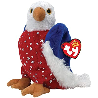 Ty Beanie Babies American Eagle: Toys & Games