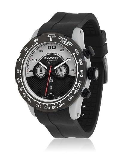 Bultaco Reloj analogico para Hombre de Miyota OS21 con Correa en Caucho H1PA48CSA1: Amazon.es: Relojes