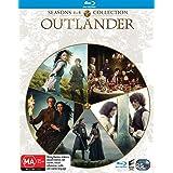 Outlander Seasons 1 - 5 Complete Box Set Collection Blu-ray 1 2 3 4 5