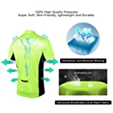 Short Sleeve Cycling Jersey - US Size Men's Shirts