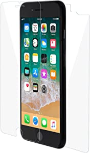 StilGut Tempered Glass Screen Protector for Apple iPhone 8 Plus [5.5 Inch], Front and Back