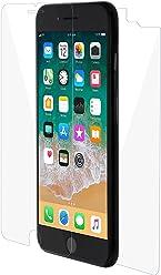 StilGut Display Protettivo in Vetro temperato ultraresistente per iPhone 8 Plus, Fronte e Retro