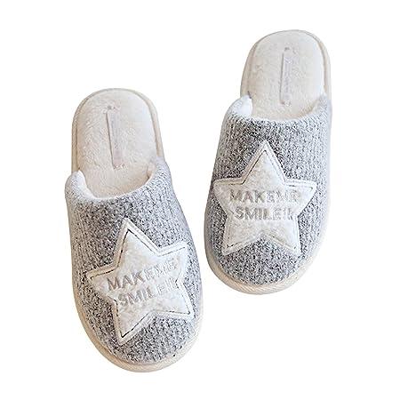 sito autorizzato più recente bene fuori x Sasairy Donne Pantofole Antiscivolo Impermeabile Pantofole di ...