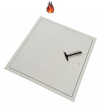 Gut gemocht Ashbrook GL270F Dachboden-Tür, Weiß: Amazon.de: Baumarkt IP11