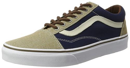 Vans Old Skool, Zapatillas de Entrenamiento para Hombre: Amazon.es: Zapatos y complementos