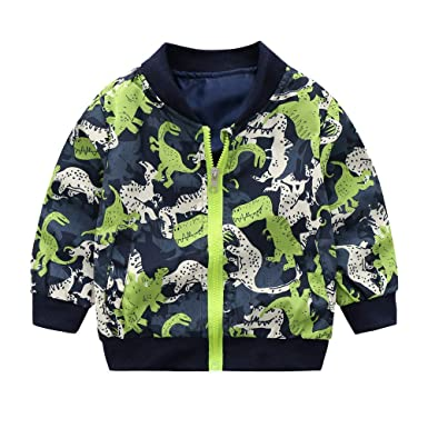 a14b1e44775f Zerototens Boys Girls Coat