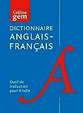 Dictionnaire (unidirectionnel) anglais – français Gem Edition (Collins Gem)