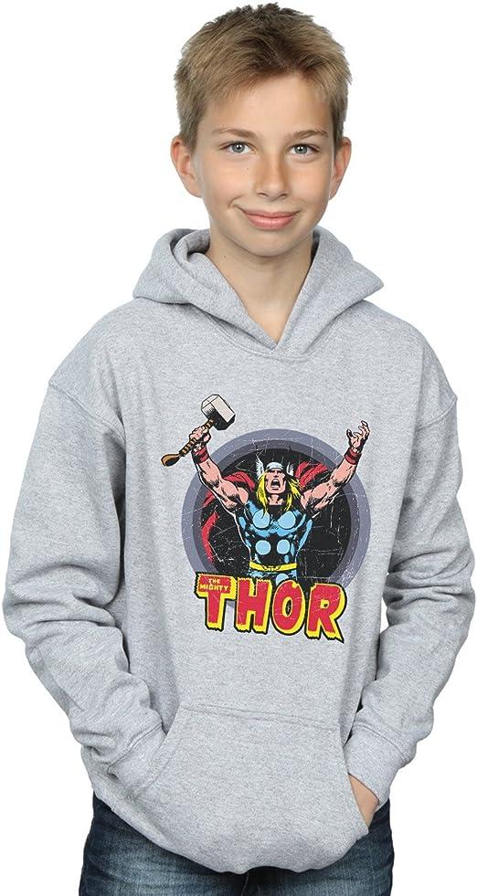 Marvel Boys Thor Arms Hoodie