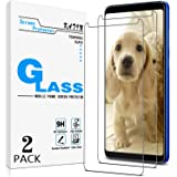 KATIN Galaxy A9 2018 Screen Protector - [2-Pack] Tempered Glass for Samsung Galaxy A9 (2018) Bubble Free with Lifetime Replac