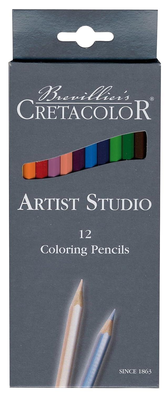 /Set di 12/matite /k280.12/ /Matite Colorate/ Cretacolor/