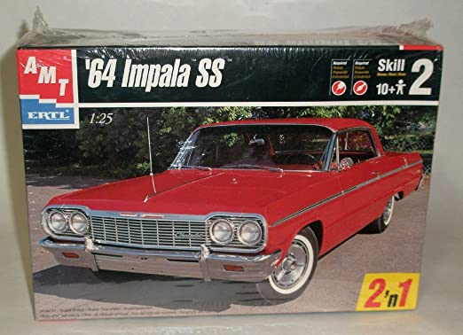 Buy 1964 Chevrolet Impala Ss Online At Low Prices In India Amazon In