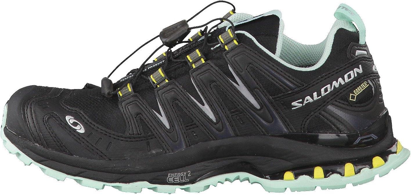 Salomon XA Pro 3D Zapatillas de Correr para Mujer, Color, Talla 43 ...