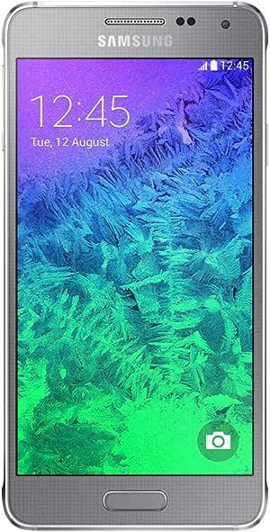 Samsung Galaxy Alpha SM-G850F - Smartphone libre Android (pantalla ...