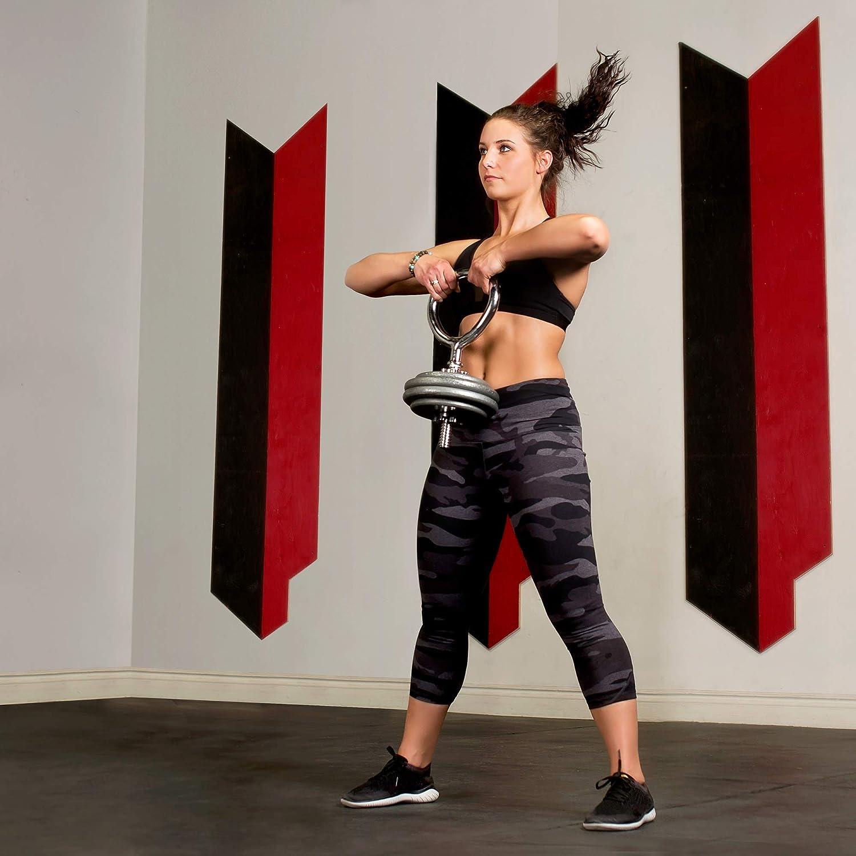 NewMe Fitness Adjustable Kettlebell Handle