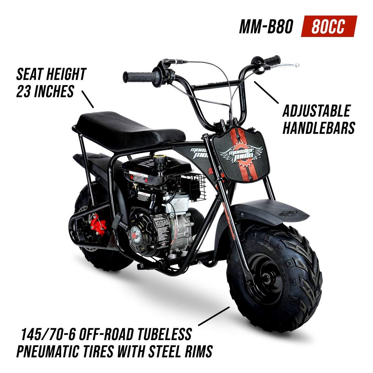 GOOFIT Recoil Pull Starter for Baja Mini Bike MB200 Baja Warrior Heat