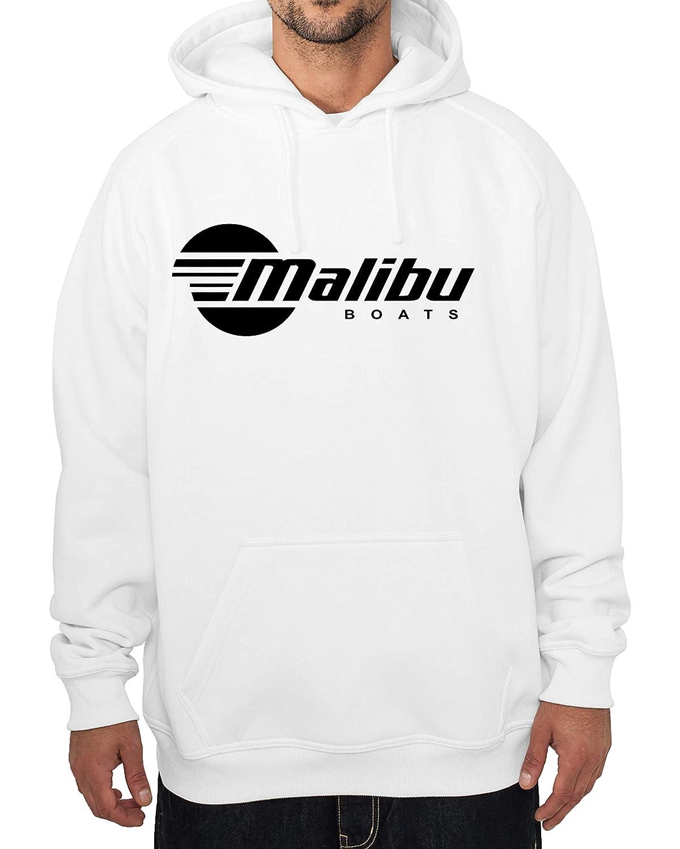 H/&K Clothing Malibu Boats Hoodie Sweatshirt