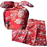 [BTW.JP] Furoshiki Japanese Traditional Wrapping Cloth (2Wrap Sets)