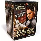 Follow That Man (aka Man Against Crime) - Volumes 1-7 (7-DVD)