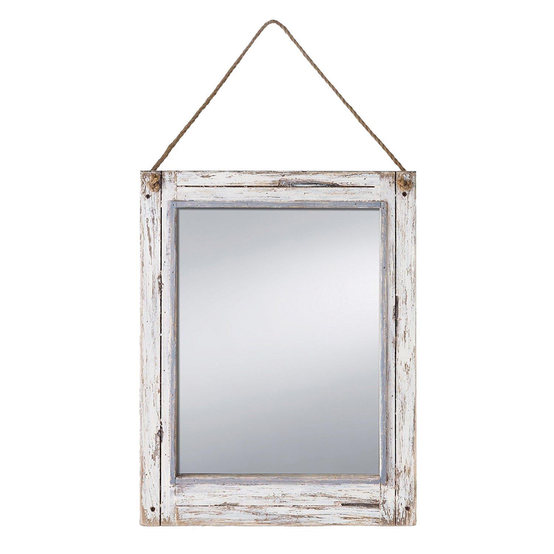 Mirror Foreside Home & Garden FMIR06228 Rustic Mirror