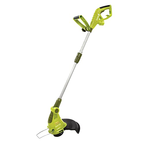 Sun Joe TRJ13STE Trimmer Joe 13 Automatic Feed Electric String Trimmer Edger