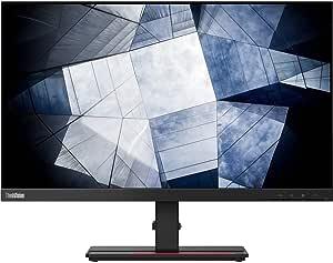 ThinkVision P24q-20 23.8 Inch WLED QHD Monitor