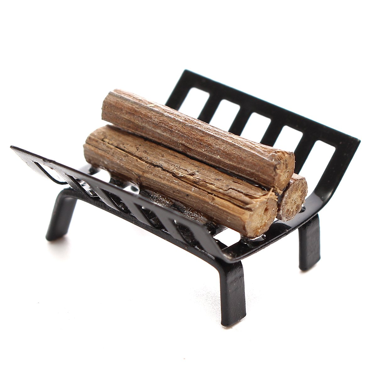 BangBang NEW Firewood Dollhouse Miniature Kitchen Furniture Accessories For Home Decor
