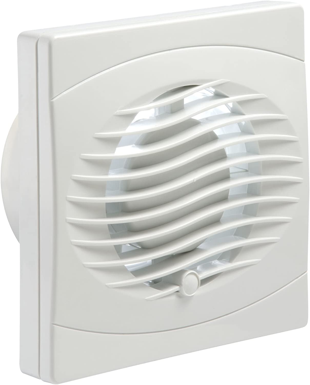 Manrose Extractor Fan No Timer BVF100S 4 inch//100 mm