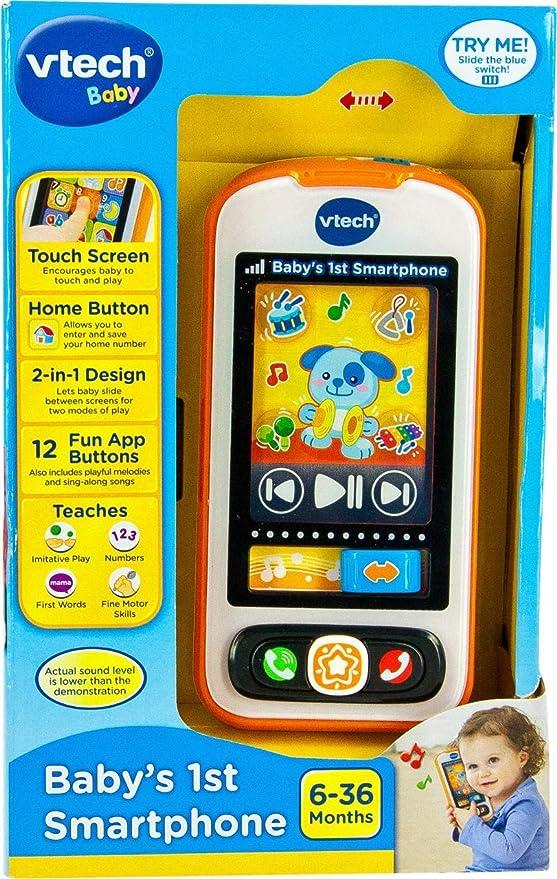 Amazon.es: Vtech - Smartphone para bebé