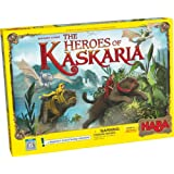 HABA Board Game The Heroes of Kaskaria