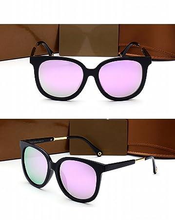 Großer Rahmen Frau Polarisierte Sonnenbrille Rahmen Mode Brille Fahren Sonnenbrille Schwarzer Rahmen Eisblau uYSlFjVp