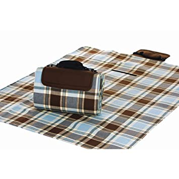 Mega Mat 100 Waterproof Backing All Season Picnic Blanket Beach And More Opens