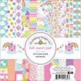 "Doodlebug Fairy Tales Paper Pad, 6 x 6"""
