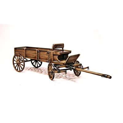 Master Box Models 1/35 WWII Farmer's Cart, Western Europe: Toys & Games
