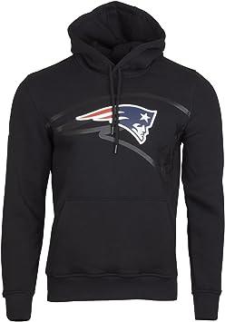 New Era Fleece Hoody NFL New England Patriots 2.0 schwarz
