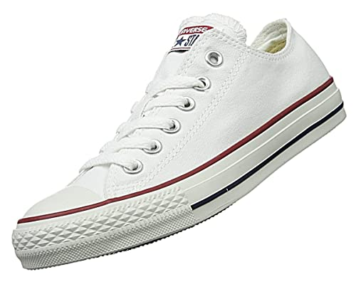 Optical White Converse Chuck Taylor All Star OX Women Canvas Trainer Low  Tops size 5.5 UK  Amazon.co.uk  Shoes   Bags c1980a6bb