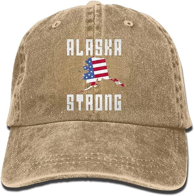 remmber me Alaska Strong Flex Denim Cap Gorra Trucker Negra ...