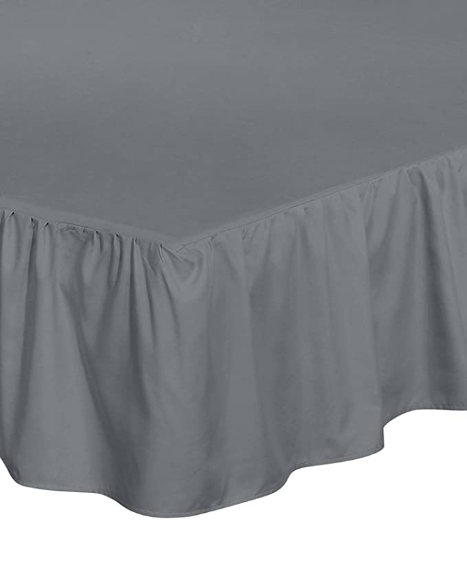 Review Utopia Bedding Bed Ruffle