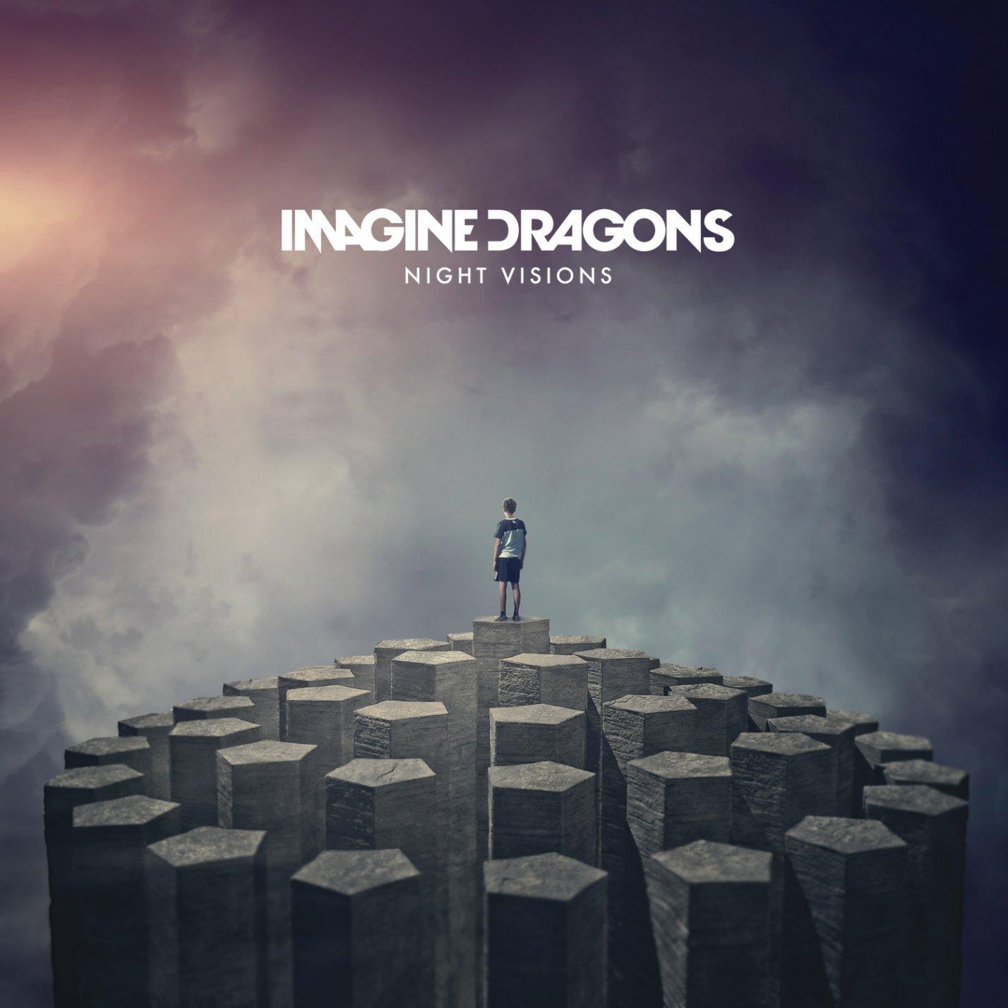 Resultado de imagen de imagine dragons night visions