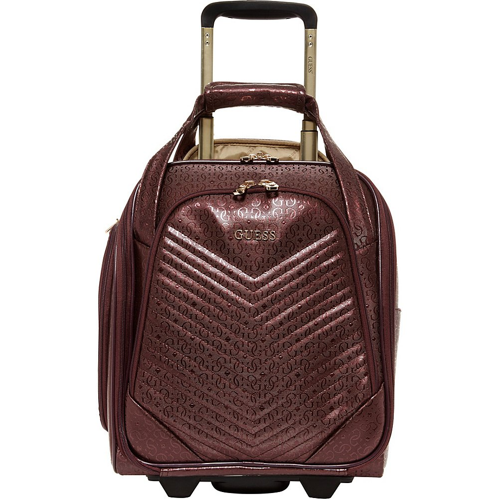 Guess Halley Wheeled Underseater, Bordeaux