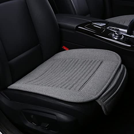Suninbox Car Seat CoversBuckwheat Hulls Cushion Covers Pad MatVentilated Breathable